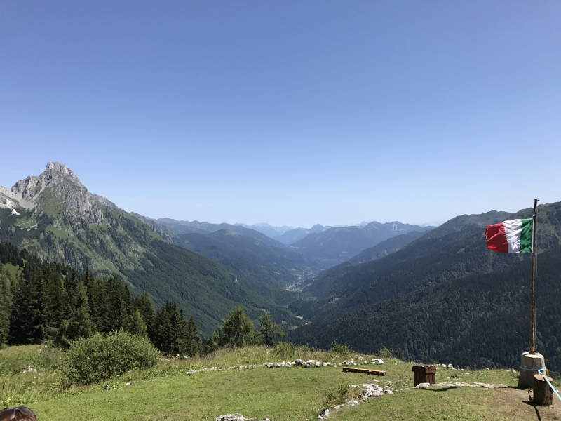 La Val Pesarina