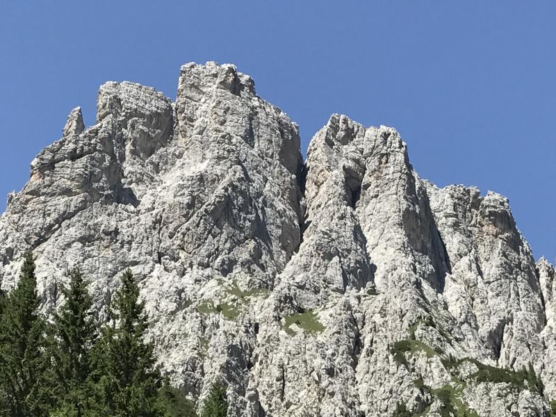 Il Gruppo del Clap ( Dolomiti Carniche)